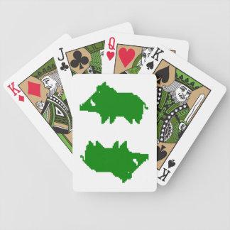 Jeu de cartes - Sanglier UNE ARDEUR D'AVANCE
