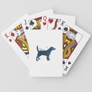 Jeu De Cartes Un beagle