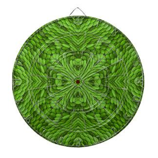 Jeu De Fléchettes Cibles vertes allantes de cage en métal