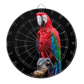 Jeu De Fléchettes Portrait de perroquet