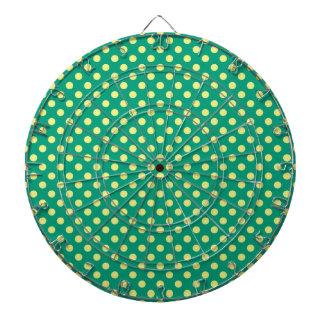 Jeu De Fléchettes Vert vert avec le pois jaune par STaylor