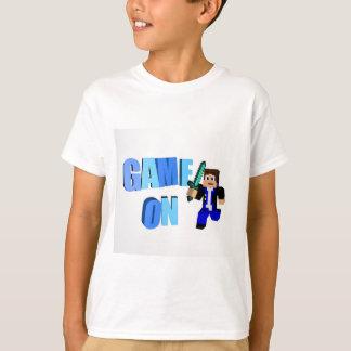 """JEU de l'enfant de Nater G8ter le """"SUR"""" le T-shirt"""