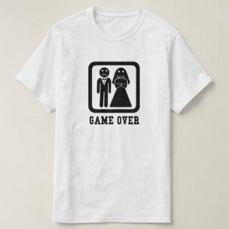 Jeu plus de cadeau de partie de mâle de t-shirt