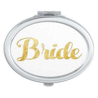 Jeune mariée d'or