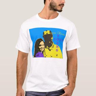 Jeune T-shirt d'amour
