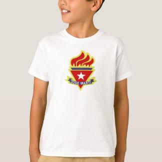 Jeune T-shirt pionnier cubain