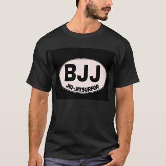 Jiu-JitSurfer : habillement de mode de vie T-shirt