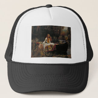 John William Waterhouse - Madame de Shalott Casquette