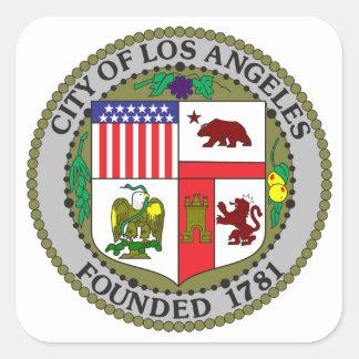 Joint de Los Angeles Sticker Carré