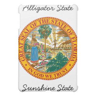 Joint et devise d'état de la Floride Étuis iPad Mini