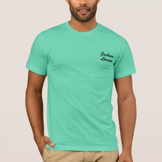 """Joshua Larson """"chemise des HOMMES de travail """" T-shirt"""