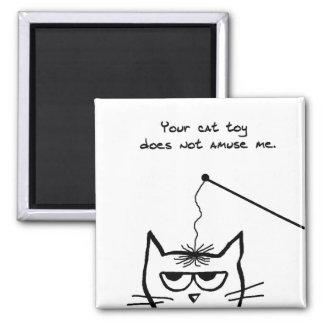 Jouets défaillants de chat - aimant drôle de chat