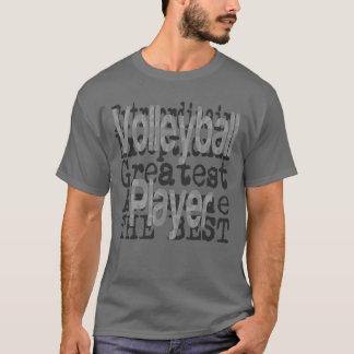 Joueur de volleyball Extraordinaire T-shirt