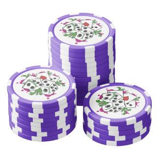 Joueur Jetons De Poker