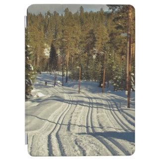 Jour d'hiver en Suède Protection iPad Air
