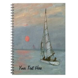 Journal de carnet de navigation