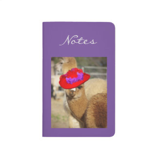 Journal de poche d'alpaga