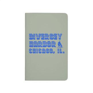 Journal de poche de port de Diversey