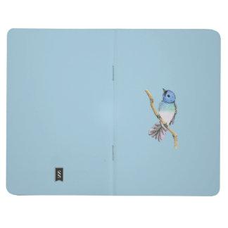Journal d'oiseau bleu
