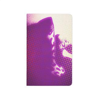 Journal fait main de poche - (bruit de mode)