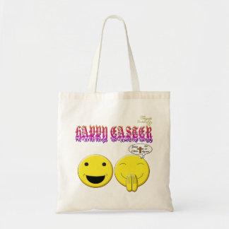Joyeuses Pâques avec le budget souriant Tote Bag