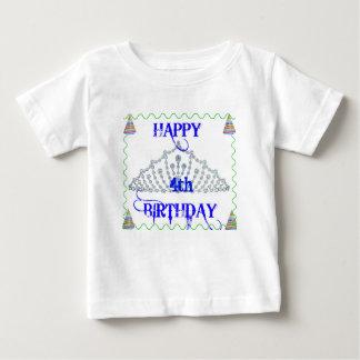 Joyeux anniversaire - la Reine aujourd'hui - T-shirt Pour Bébé