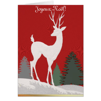 Joyeux Noël ! Carte