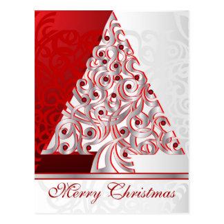 Joyeux Noël de carte postale