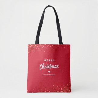 Joyeux Noël du ROUGE | Tote Bag