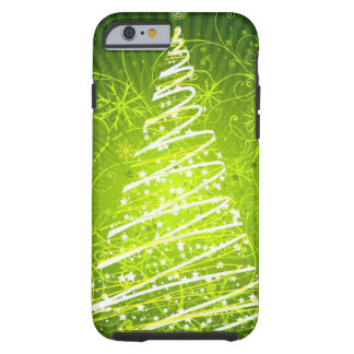 Joyeux Noël et bonne année Coque iPhone 6 Tough
