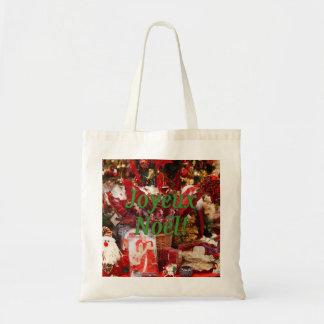 Joyeux Noël ! Joyeux Noël dans le gf français Tote Bag
