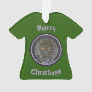 Joyeux Noël - vert du zombi Vampire.On