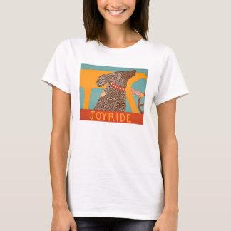 Joyride de T-shirt de Stephen Huneck avec le