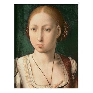 Juana ou Joanna de Castille Carte Postale