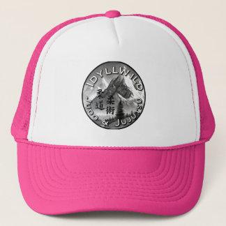 Judo d'Idy et casquette de camionneur de logo de