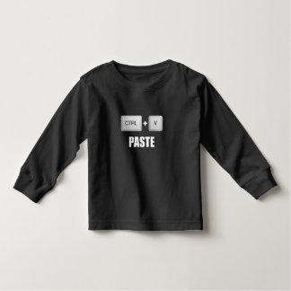 Jumeaux de pâte t-shirt pour les tous petits