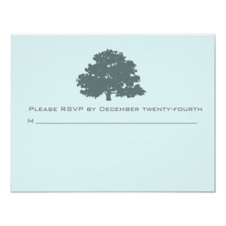 Jumelle l'arbre du bat mitzvah de Mitzvah de barre Carton D'invitation 10,79 Cm X 13,97 Cm