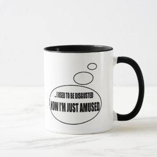 Juste cadeaux parlants amusés de T-shirts Mug