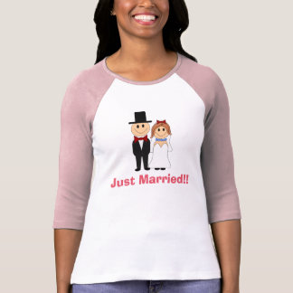 Juste marié - T-shirt