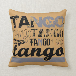 Juste tango coussin