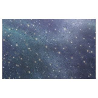 Juste un autre ciel nocturne avec le tissu