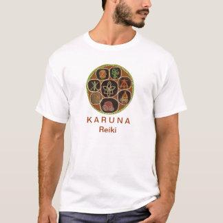 K A R U N    un emblème de Reiki T-shirt