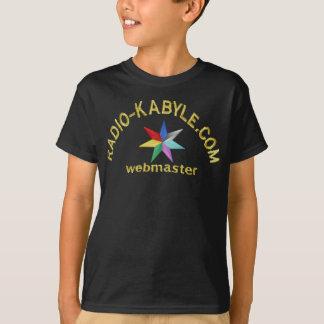 kabyle par radio t-shirt