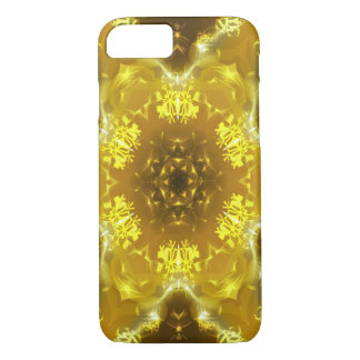 Kaléidoscope d'or coque iPhone 7