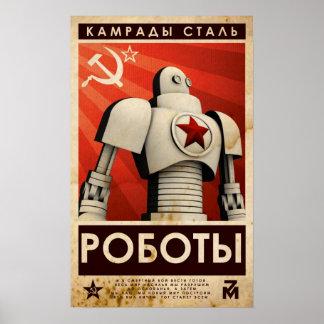 Kameraden van Staal Poster