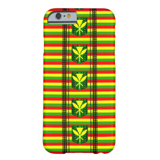 Kanakan tribal Maoli Coque iPhone 6 Barely There