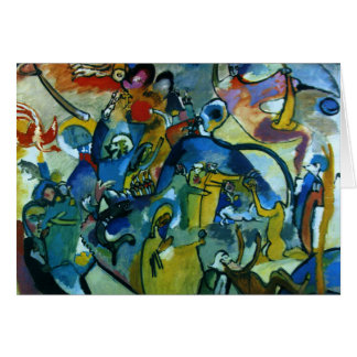 Kandinsky - tout le jour de saints II Carte