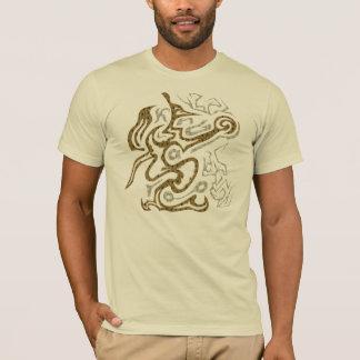 Kangourou 2 de boxe t-shirt