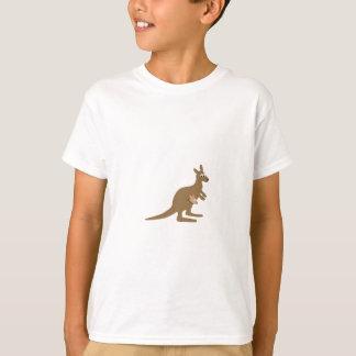 Kangourou et Joey mignons T-shirt