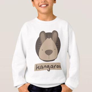 kangourou mignon sweatshirt